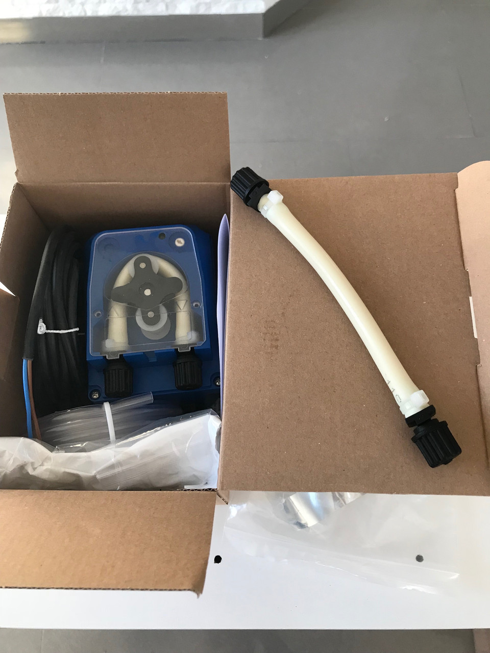 Seko мембранная трубка с патрубками для насоса-дозатора