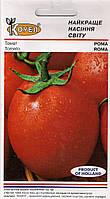 Насіння томату Кущової Рома 10 р. Голандія Кущова сливка, фото 1