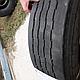 Шины б.у. 235.75.r17.5 Teamstar TH Trailer Тимстар. Резина бу для грузовиков и автобусов, фото 3