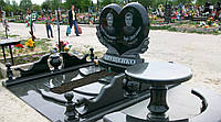 """Памятник для двоих """"Сердце"""""""