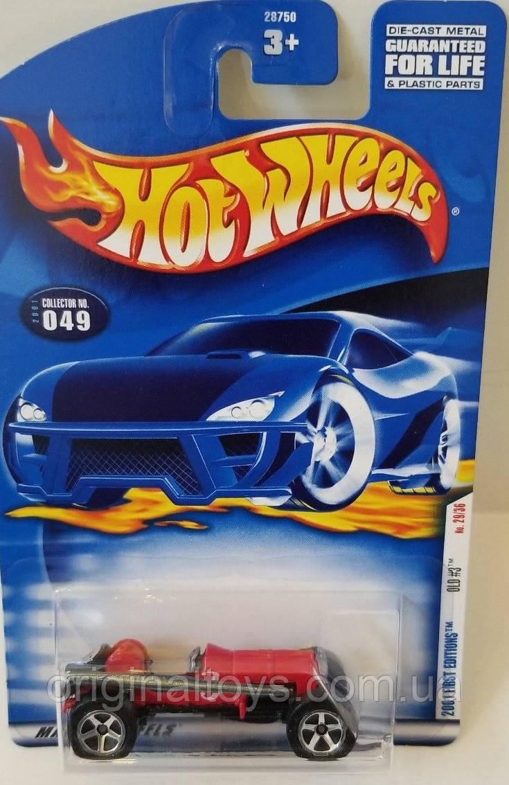 Базовая машинка Hot Wheels  Old #3