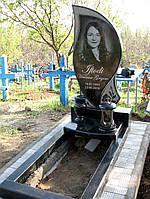 Памятник из габбро №127