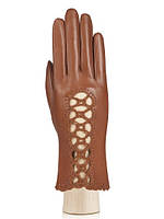 Женские перчатки кожаные в 3х цветах F-IS0705, фото 1