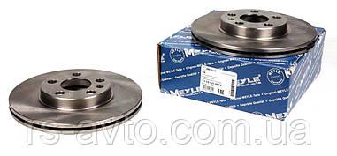 Диск тормозной (передний) Fiat Scudo, Фиат Скудо , Peugeot Expert 96- (257x20) 11-15 521 0015