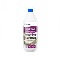 Teknos Rensa Brush 1 л моющее средство для очистки малярных инструментов