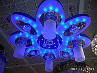 Люстра с подсветкой, фото 1
