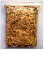 Опилки, щепа для коптильни ольха 1 кг (1000 грамм)