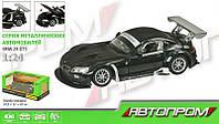 Машина метал.BMW Z4 GT368251A