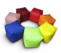 "Кресло-мешок ""Кубик"" эко-кожа"