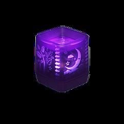 Свеча электронная Задуй Меня Фиолетовая КОД: 356166