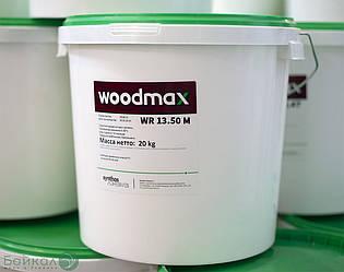 Водостійкий клей D3 для склеювання деревини Woodmax WR 13.50 M