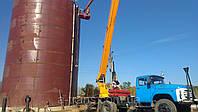 Аренда автовышки АГП-22, услуги в Днепропетровске, фото 1