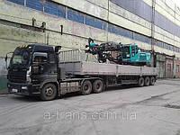 Аренда длинномера Renault 20 тонн, услуги в Днепропетровске