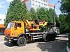 Аренда автовышки АГП-27, услуги в Кривом Роге