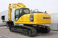 Аренда экскаватора Komatsu PC 210, услуги в Днепропетровске, фото 1