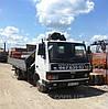 Услуги крана манипулятора 4 тонны, аренда в Харькове