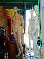 Мужской манекен телесный