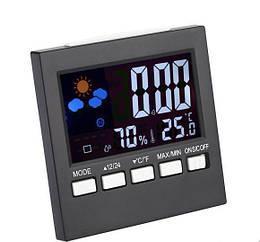 Метеостанция-часы 2159T с гирометром (45165) КОД: 383165