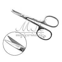 Ножницы маникюрные широкие