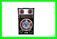 """Акустическая система USBFM-613 SPEAKER, музыкальные колонки 10""""+10""""/ USB/SD/FM, активная акустика"""