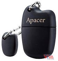 USB флешка Apacer AH118 16 Gb Black (AP16GAH118B-1), фото 1