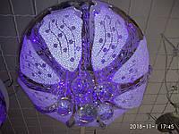 Люстра с LED подсветкой и пультом управления 81123/400, фото 1