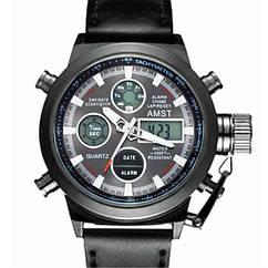 Армейские наручные часы AMST 55000995, КОД: 112054