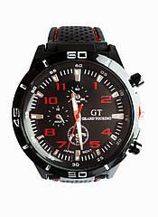 Часы мужские кварцевые GТ-200R Черный КОД: 363239