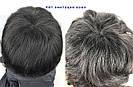 Натуральний чоловічий парик, фото 8