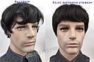 Натуральный парик мужкой, фото 2