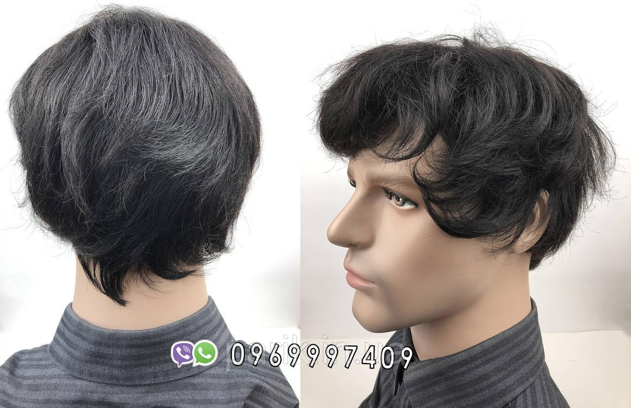 Натуральный парик мужкой