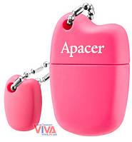 USB флешка Apacer AH118 16 Gb Pink, фото 1