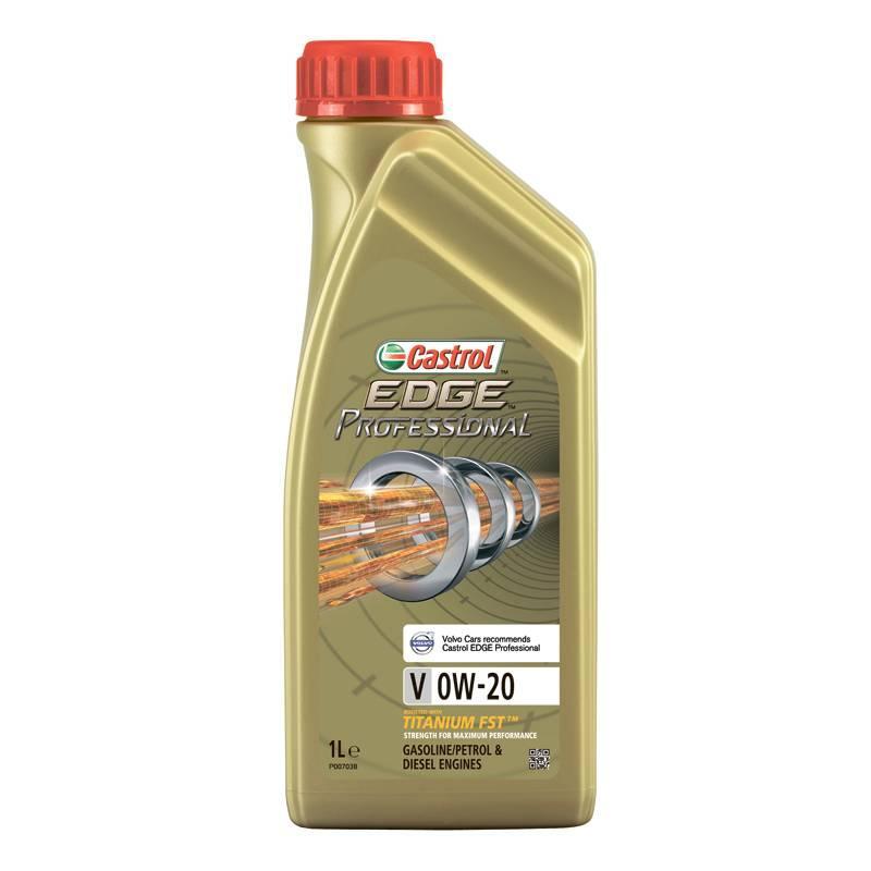 Castrol Edge Professional V 0W-20 1л