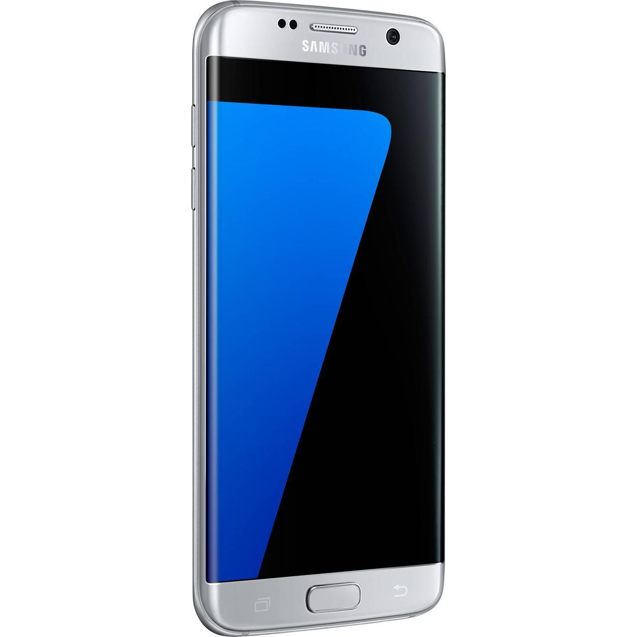 Samsung G935FD Galaxy S7 Edge 32GB Silver (SM-G935FZSU)