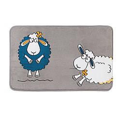 Коврик в ванную комнату Tatkraft 50 х 80 см Веселые Овечки (14947) КОД: 643836