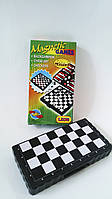Набор игр 3 в 1, шахматы, шашки, нарды