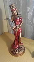 Статуэтка богиня дарящая Изобилие и Удачу - Фортуна