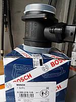 Датчик массового расхода воздуха ГАЗ,  ВАЗ (пр-во Bosch) 037, фото 1