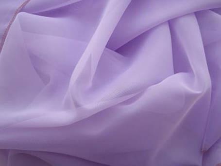 Шторный шифон Фиолетовый, вуаль, фото 2