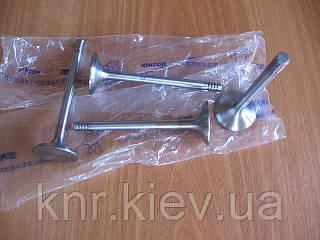 Клапан выпускной (к-т) FAW-1031,1041 (3,2)