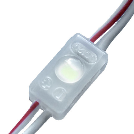 Світлодіодний модуль M601TA 6000K 0.2Вт 20лм міні для маленьких букв 11236