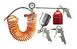 Набор аксессуаров для воздушного компрессора VORSKLA ПМЗ 510, КОД: 141483