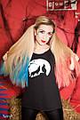 Канекалон омбре блон розовый и блон синий как волосы Харли Квинн. Канекалон на образ Харли. , фото 2