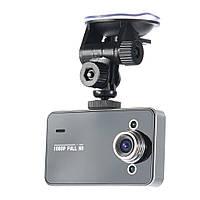 Автомобильный видеорегистратор Vehicle Blackbox DVR DVR Full HD K6000, КОД: 140131