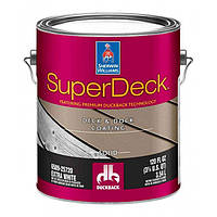 SuperDeck Exterior Deck & Dock Elastomeric Coating акриловое водонепроницаемое покрытие 3,54 л