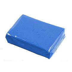 Синяя глина Blue Clay Bar для очистки кузова автомобиля CB-B-100my, КОД: 147397