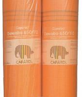 Caparol Армирующая сетка Capatect-Gewebe плотность 160гр/м2, 50,0 м.п.