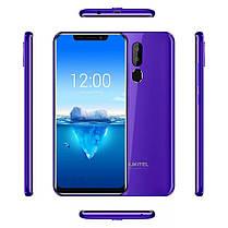 "Смартфон Oukitel C12 Pro Purple 4G 6.18"" 2/16Гб 3300мАч в наличии + чехол, фото 2"