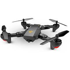Квадрокоптер Visuo Siluroid XS809HW c 2мп WI-FI камерой КОД: 393231