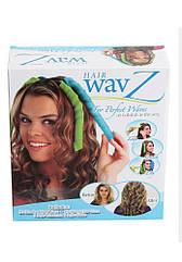 Cпиральные бигуди для волос Hair Wavz (Juf981400) КОД: 393463